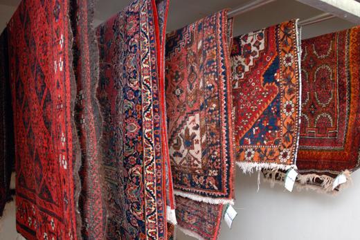 Teppichgalerie Hereke Reinigung