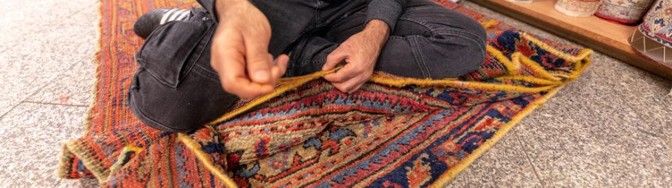 Bild Teppichgalerie Hereke - Reparatur